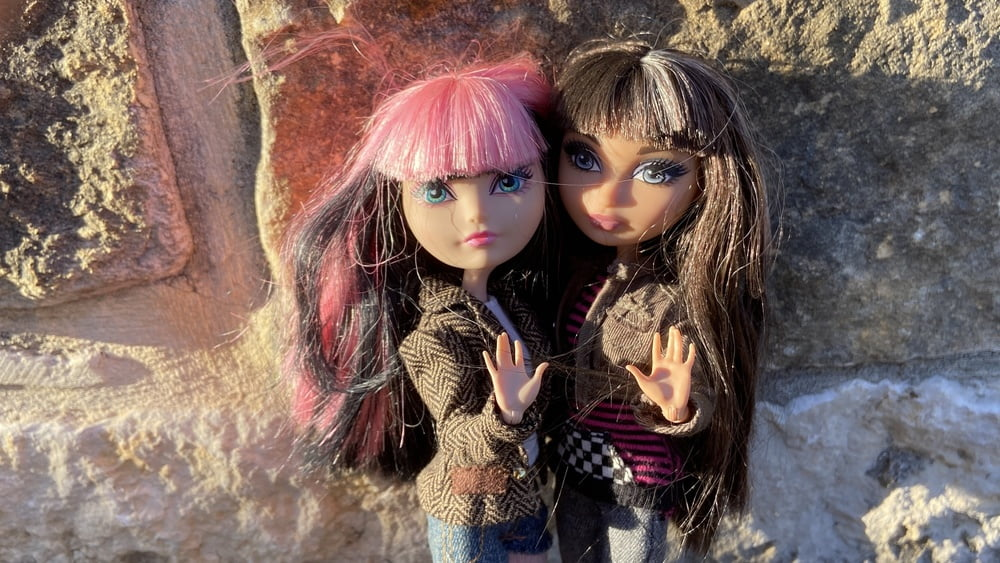 Out door shots of me and Selena- 5