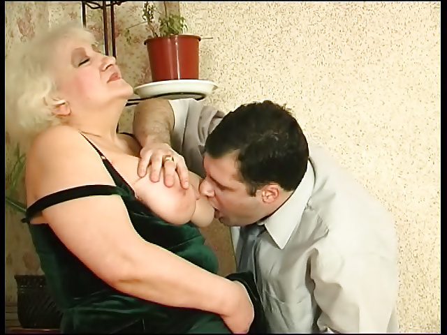 Wife catches her man fucking her mom-1666