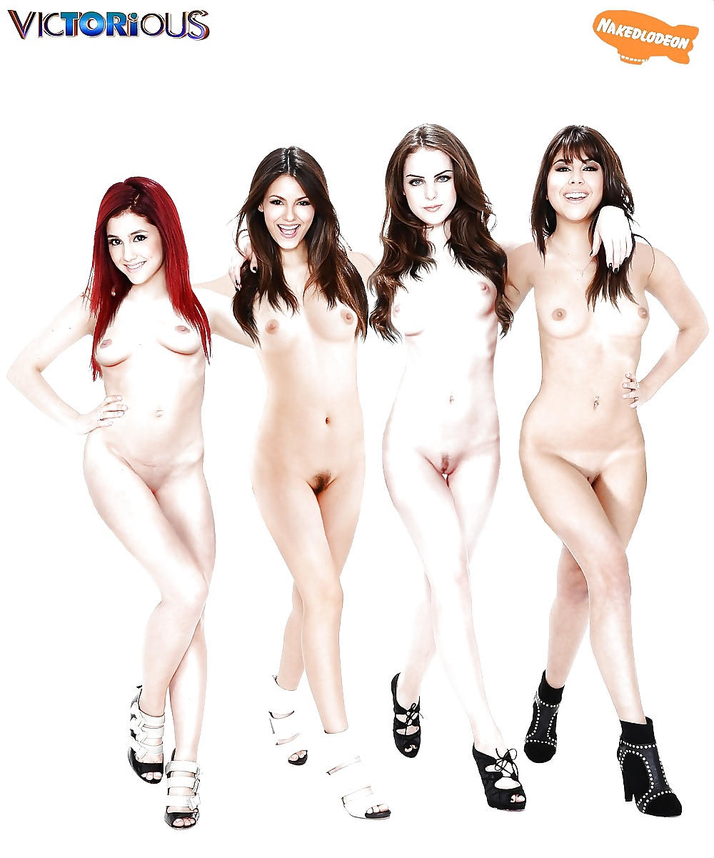 Nickelodeon stars naked fakes