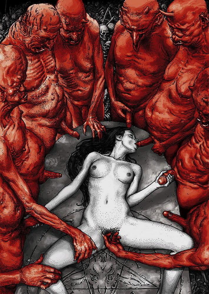 Satanism sex