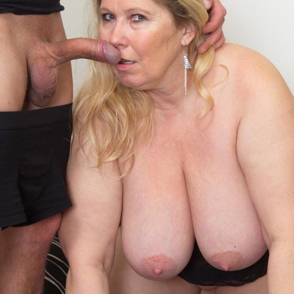 Old Moms Big Tits