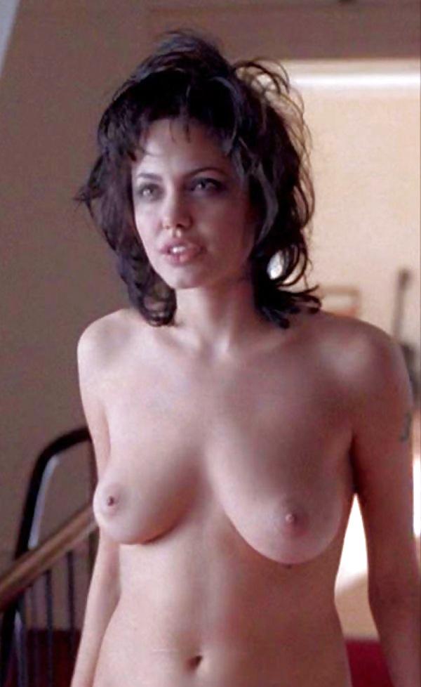 Nude pics of angalina jolie