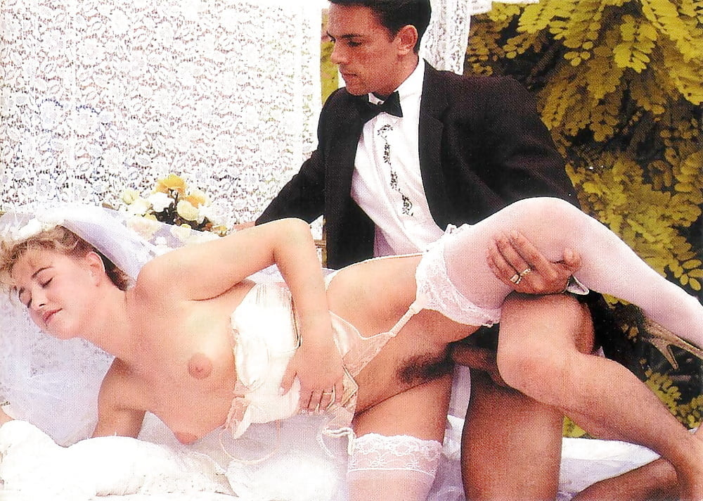 Wedding day porn pics
