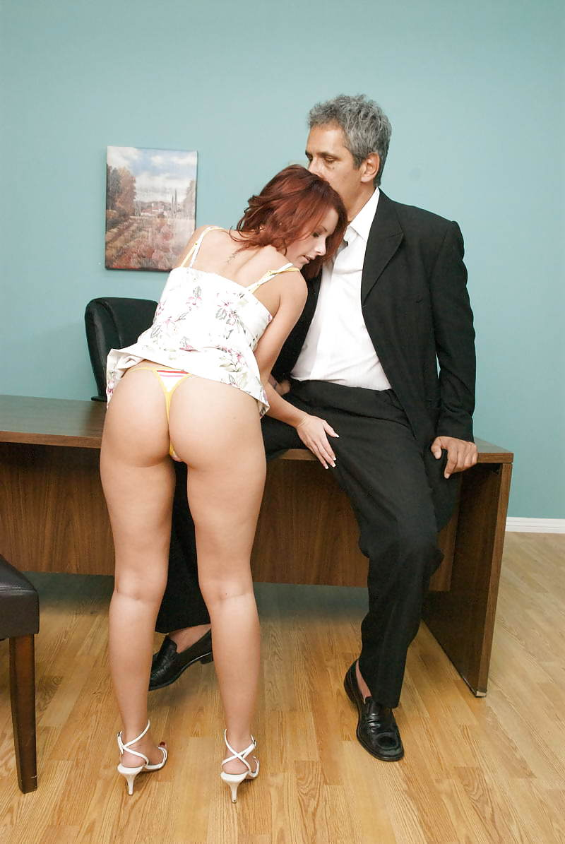 Sexy anals with her boss-9955