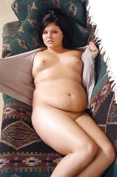 Small chubby girls breasts with