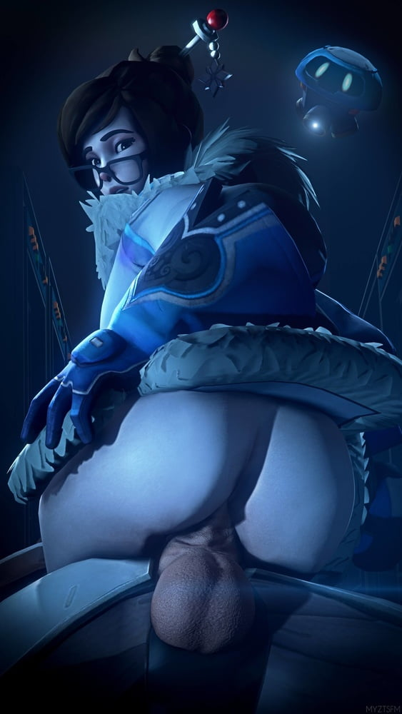 Our Favorite Mei from Overwatch- 25