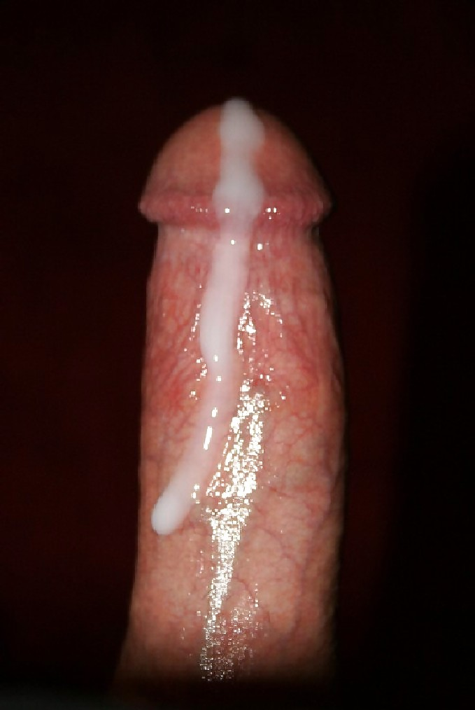 cum with Cocks dripping