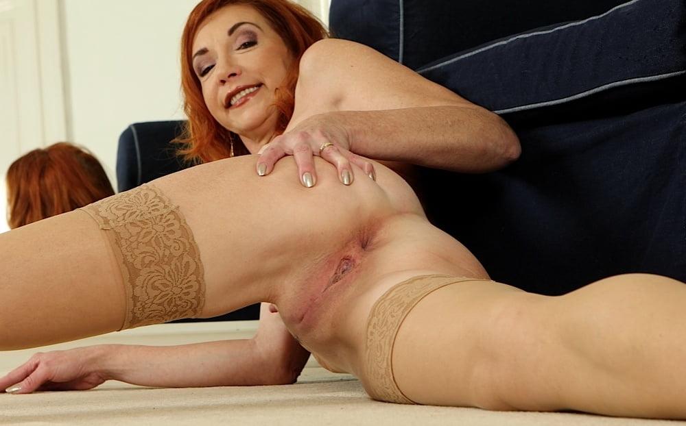 Redheaded older pussy
