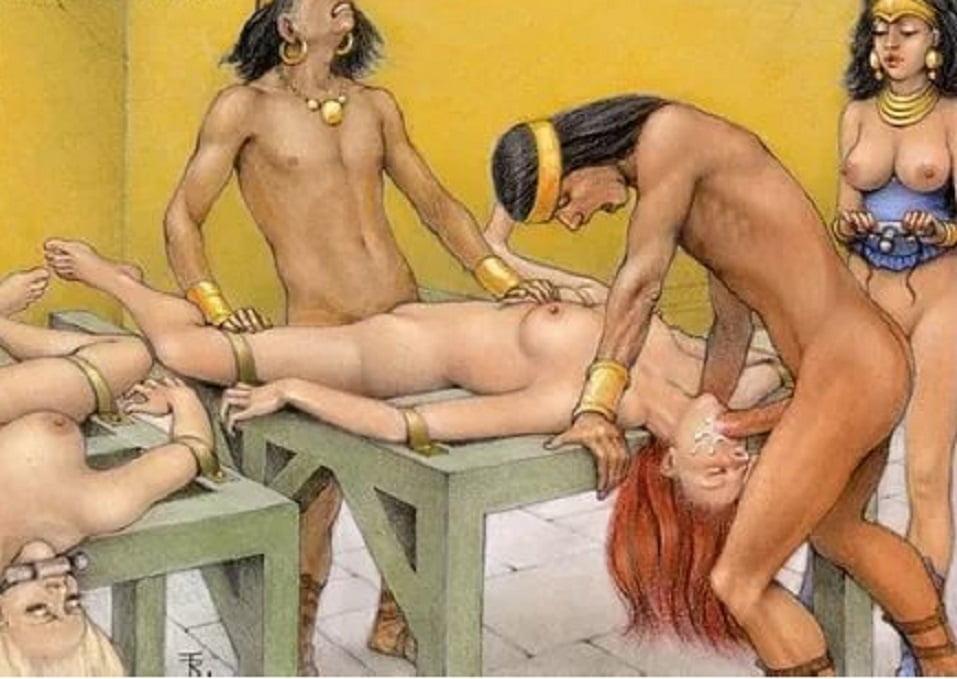 Порно трансов древнем риме, что можно запихать в пизду