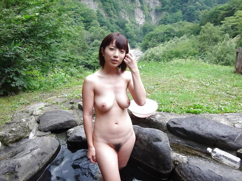 Japanese saggy tits