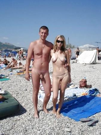 Topless Columel Nude Beach HD
