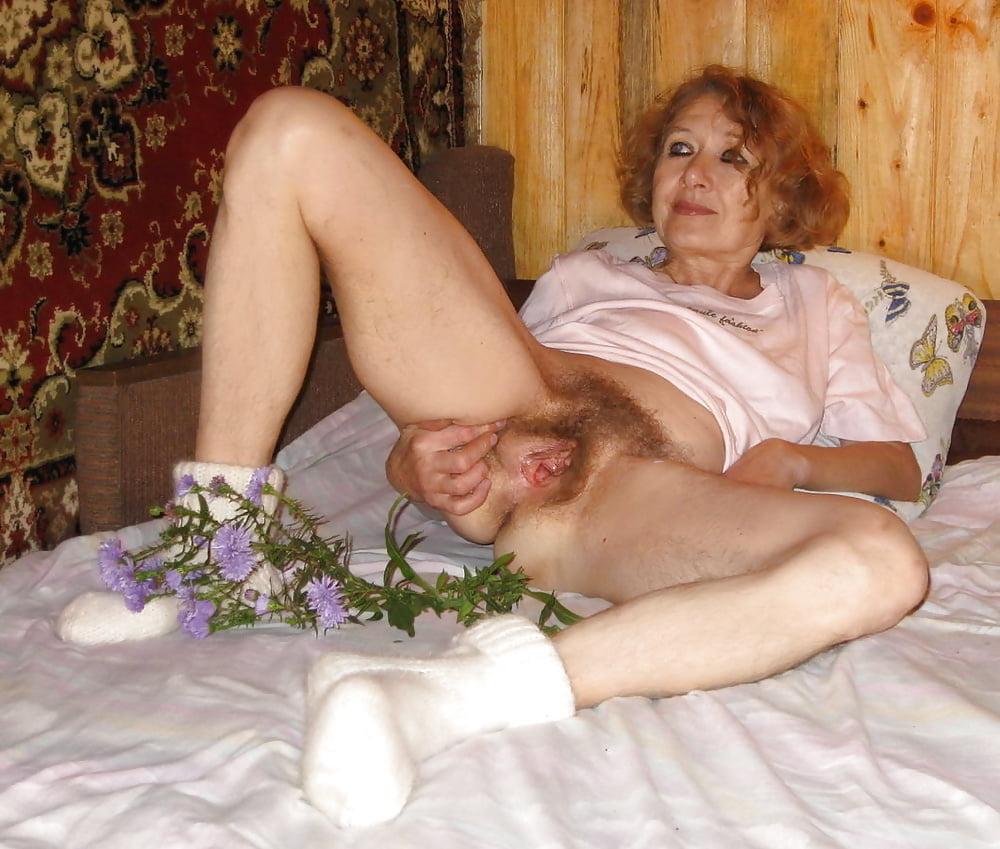 Волосатые старушки бляди фото секс