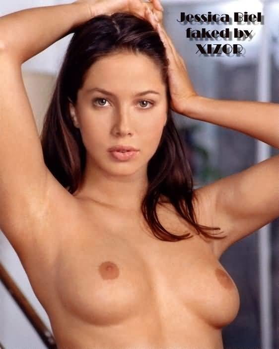 From jessica biel s nude trampolining nude
