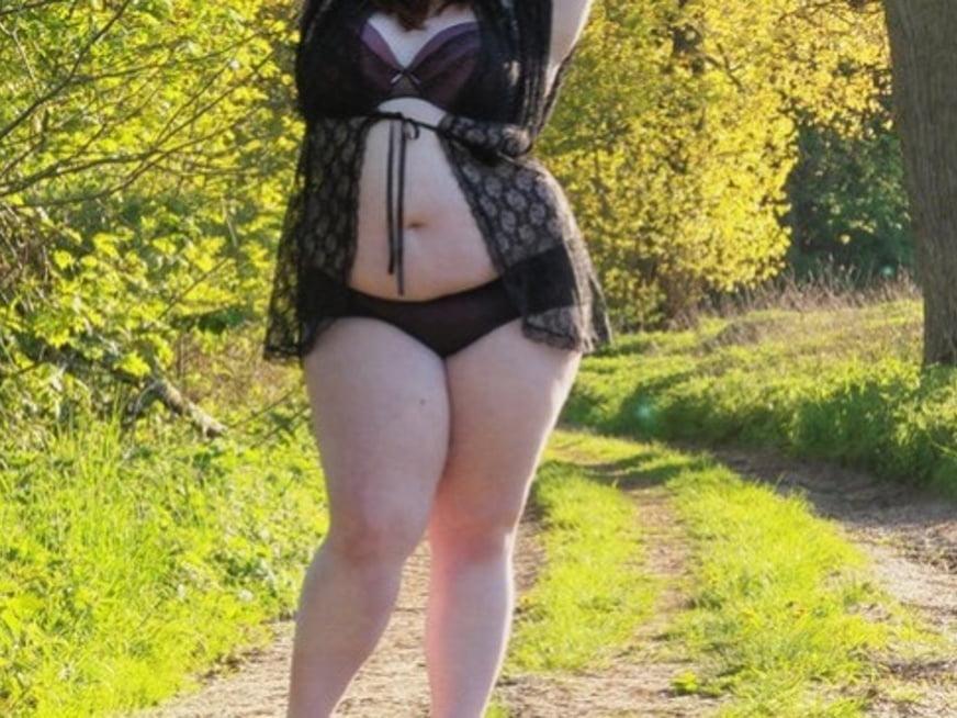 German BBW Beauties Deutsche BBW Frauen und Girls Tits Ass - 20 Pics