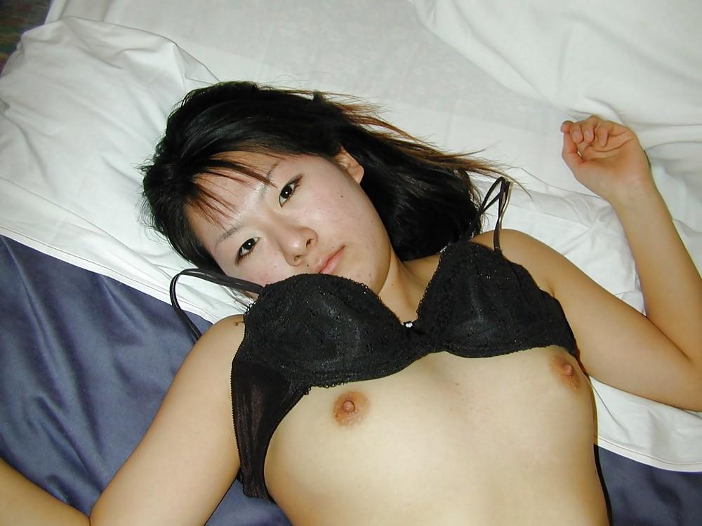Best amateur asian nude self shot