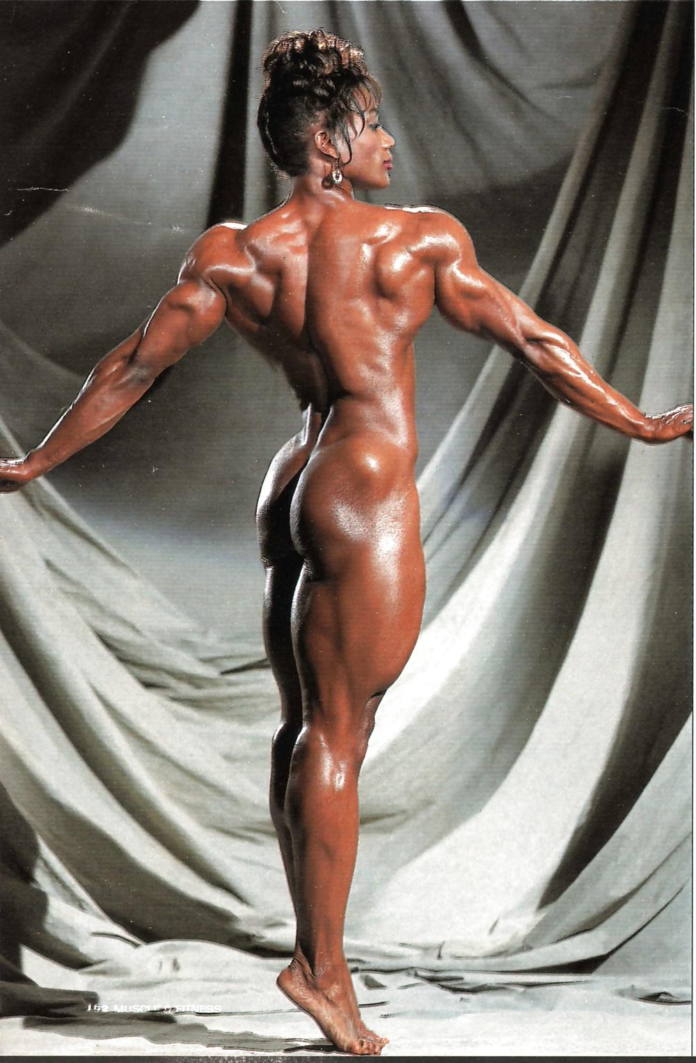 Lenda Murray Nude