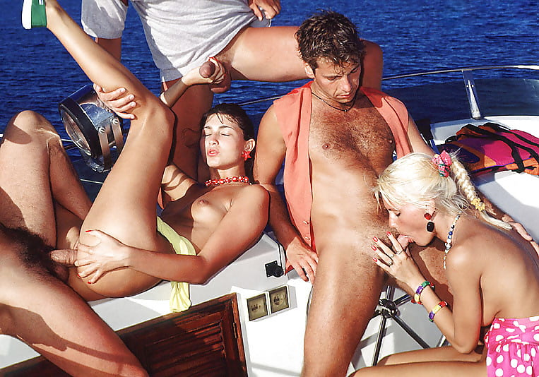 Порнофильм круиз на лайнере