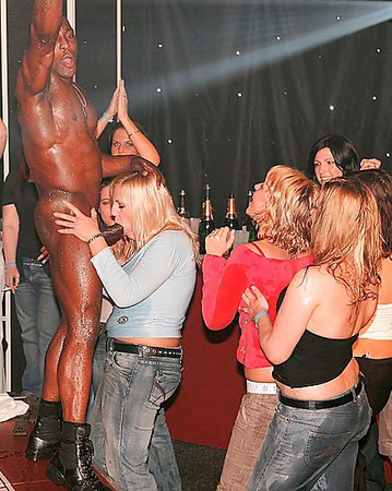 gone wild party Interracial