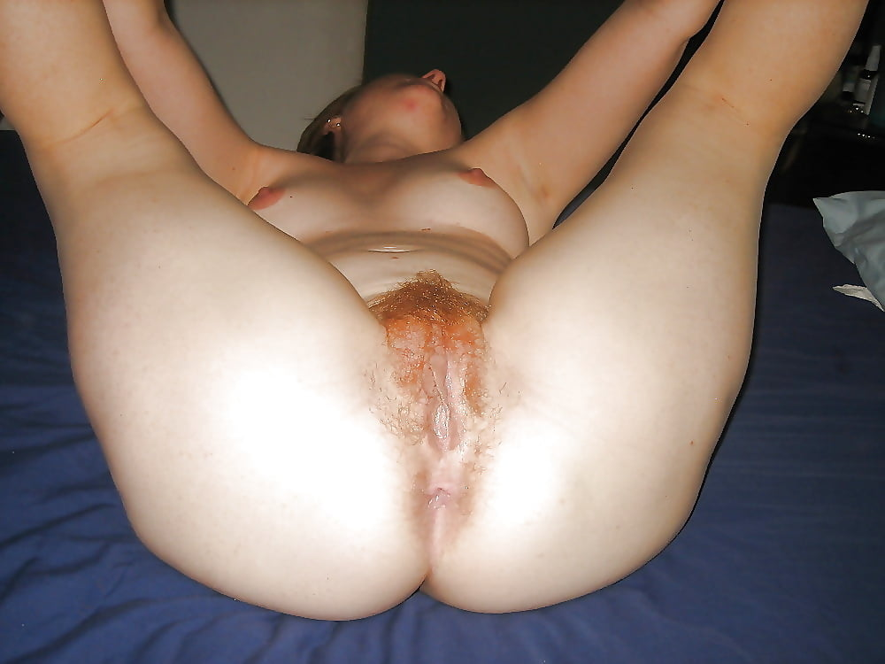 Wife Showing Off With Fire In Pussy