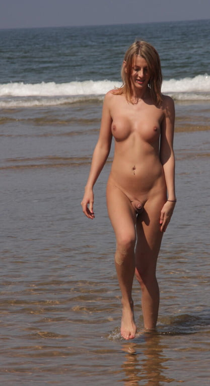 Transgender At The Nude Beach 43 Pics Xhamster