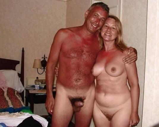 Milf nudist sex