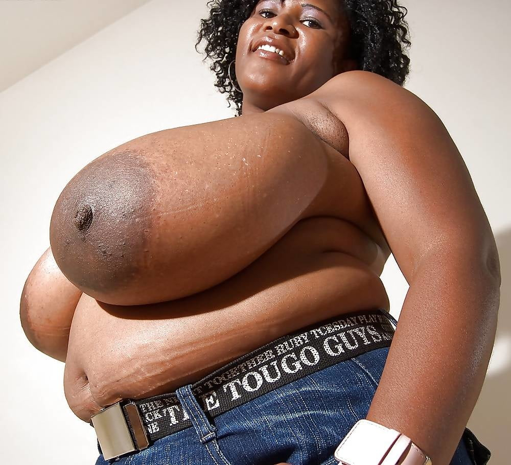 Big black tits girls