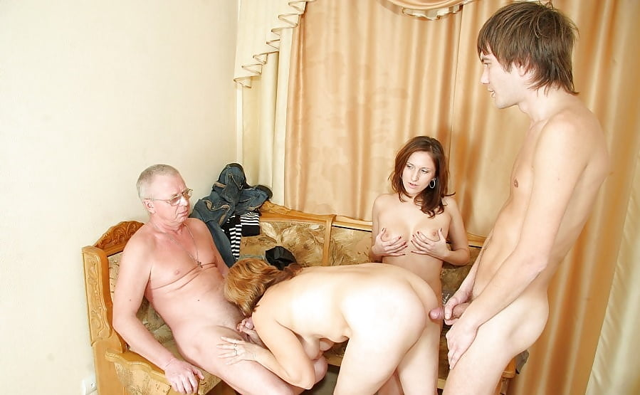 Family orgy sex pic