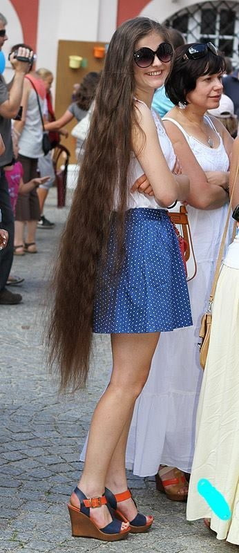 Long hair porn free