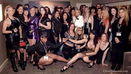 Group femdom photoshoot domcon la 2017 timelapse - 3 part 8