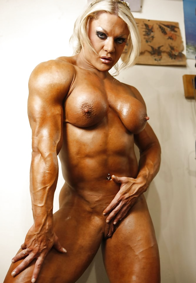 Female Bodybuilder Porn