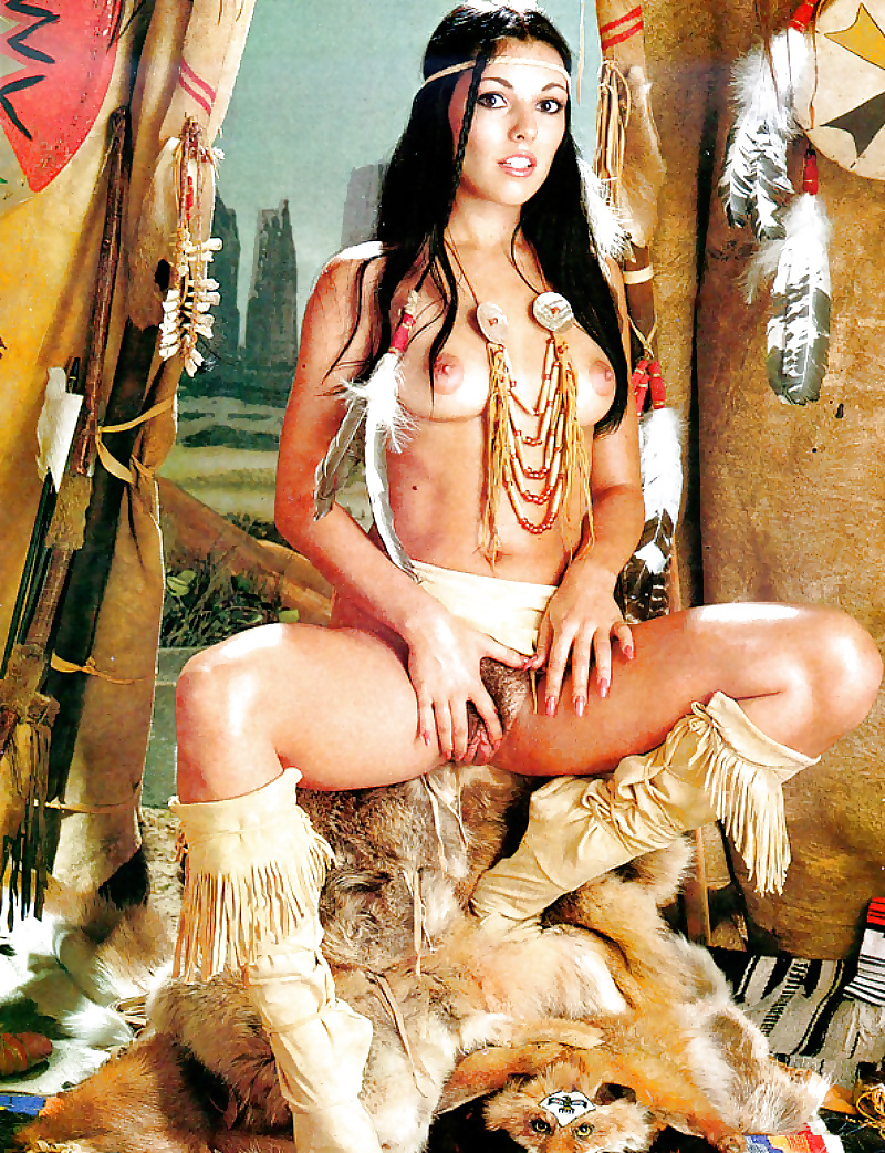 List of native american females in porn — pic 5