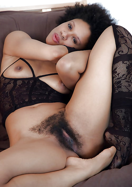 Sexy Hairy Black Girls - 60 Pics - Xhamstercom-4794