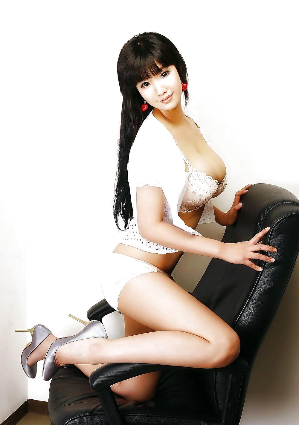 Korean hot girls boobs-3152