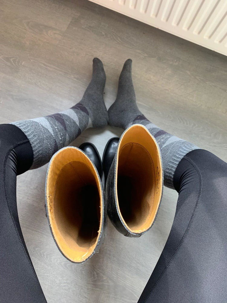 Aigle juliette boots