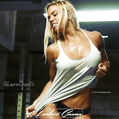 Lauren drain nude