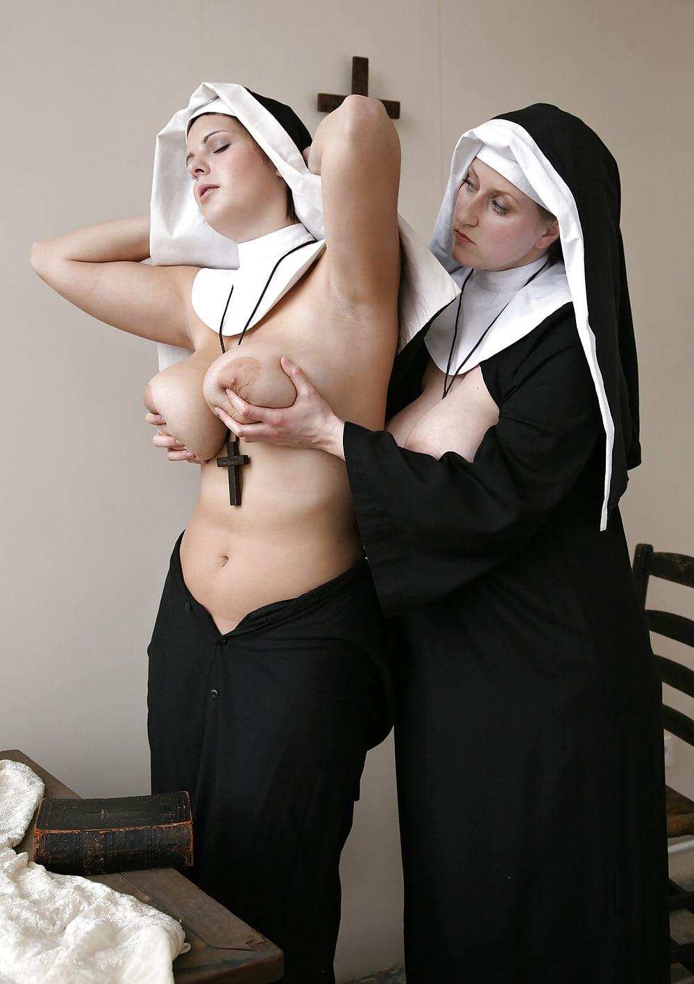 Nuns big tits — img 6