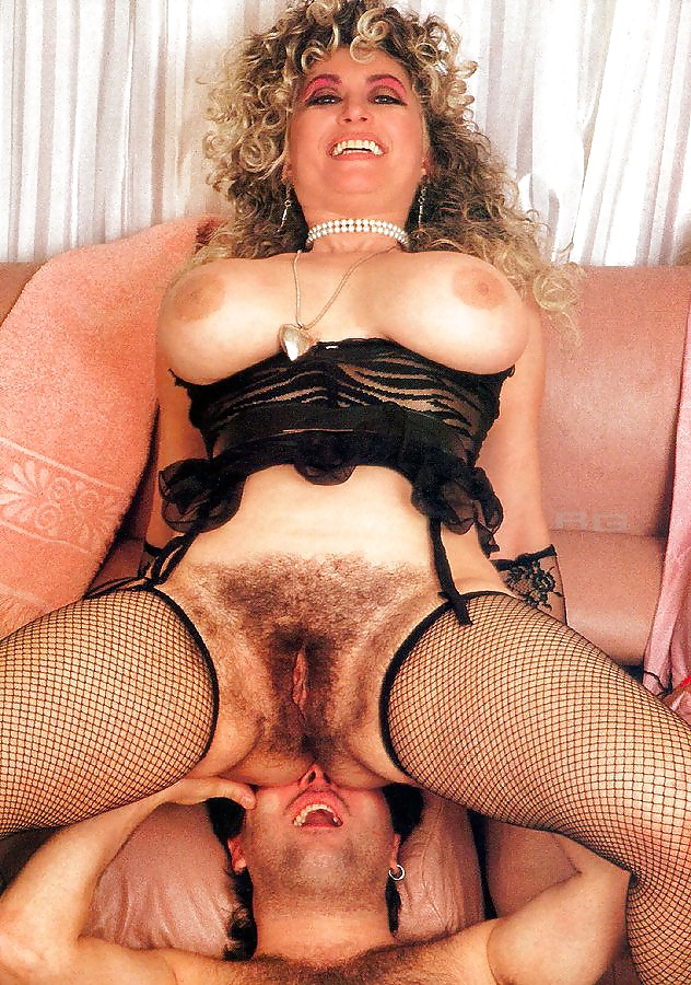 hairy Kellie everts