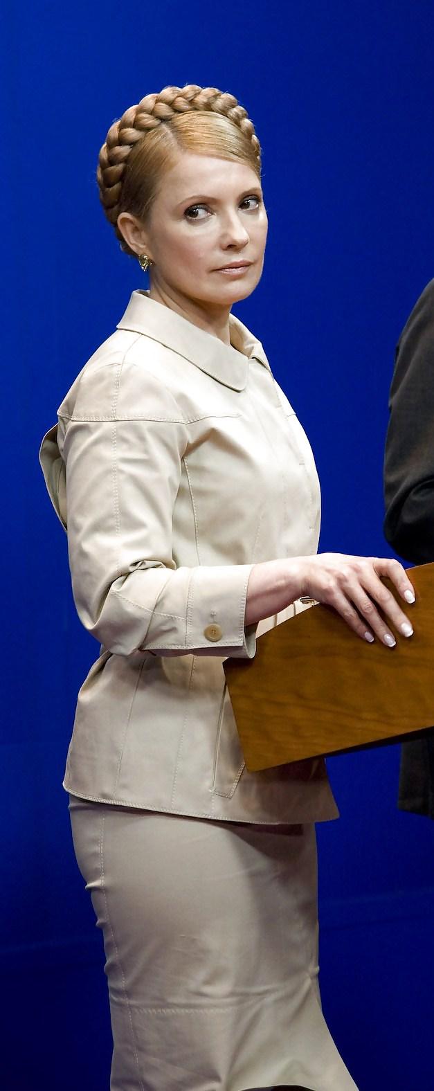 Юлия тимошенко в эротике фото