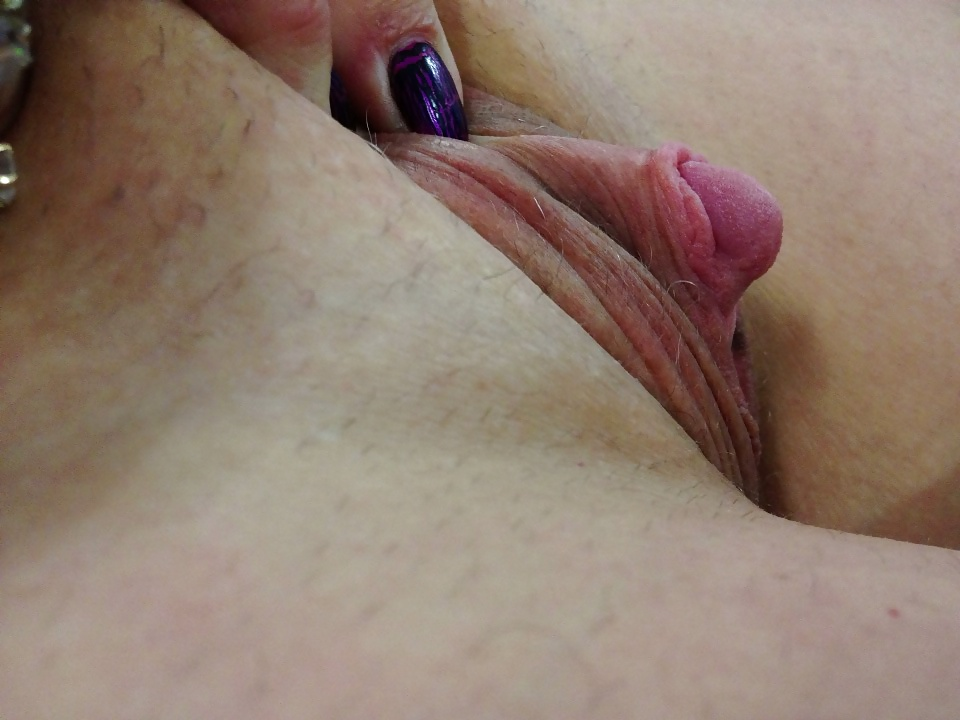 pussy covered with cum