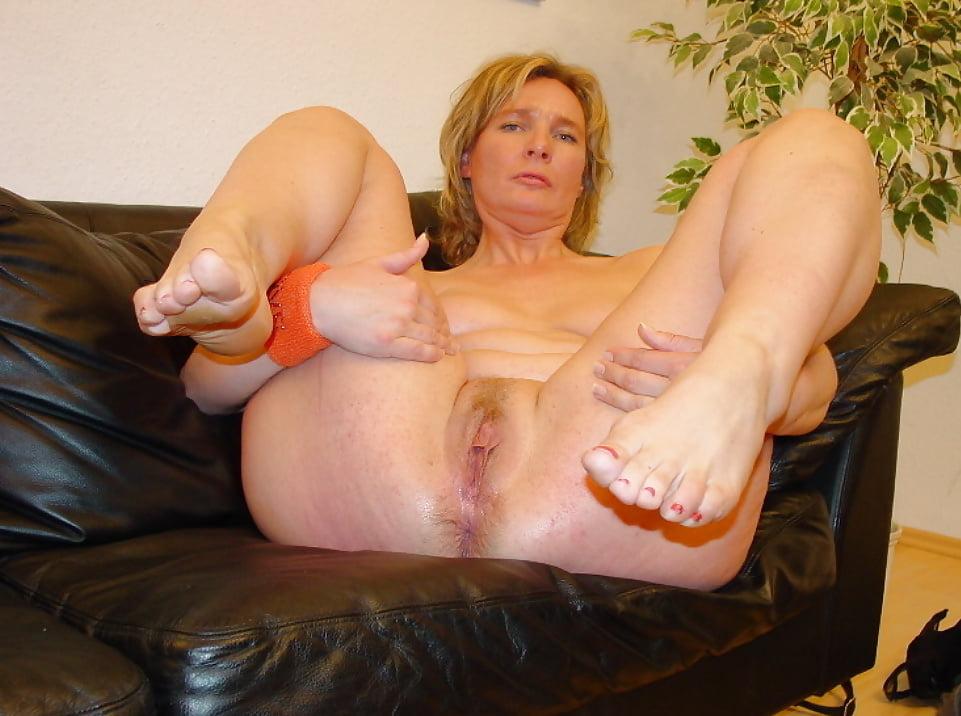 Mature Feet Stock Photos