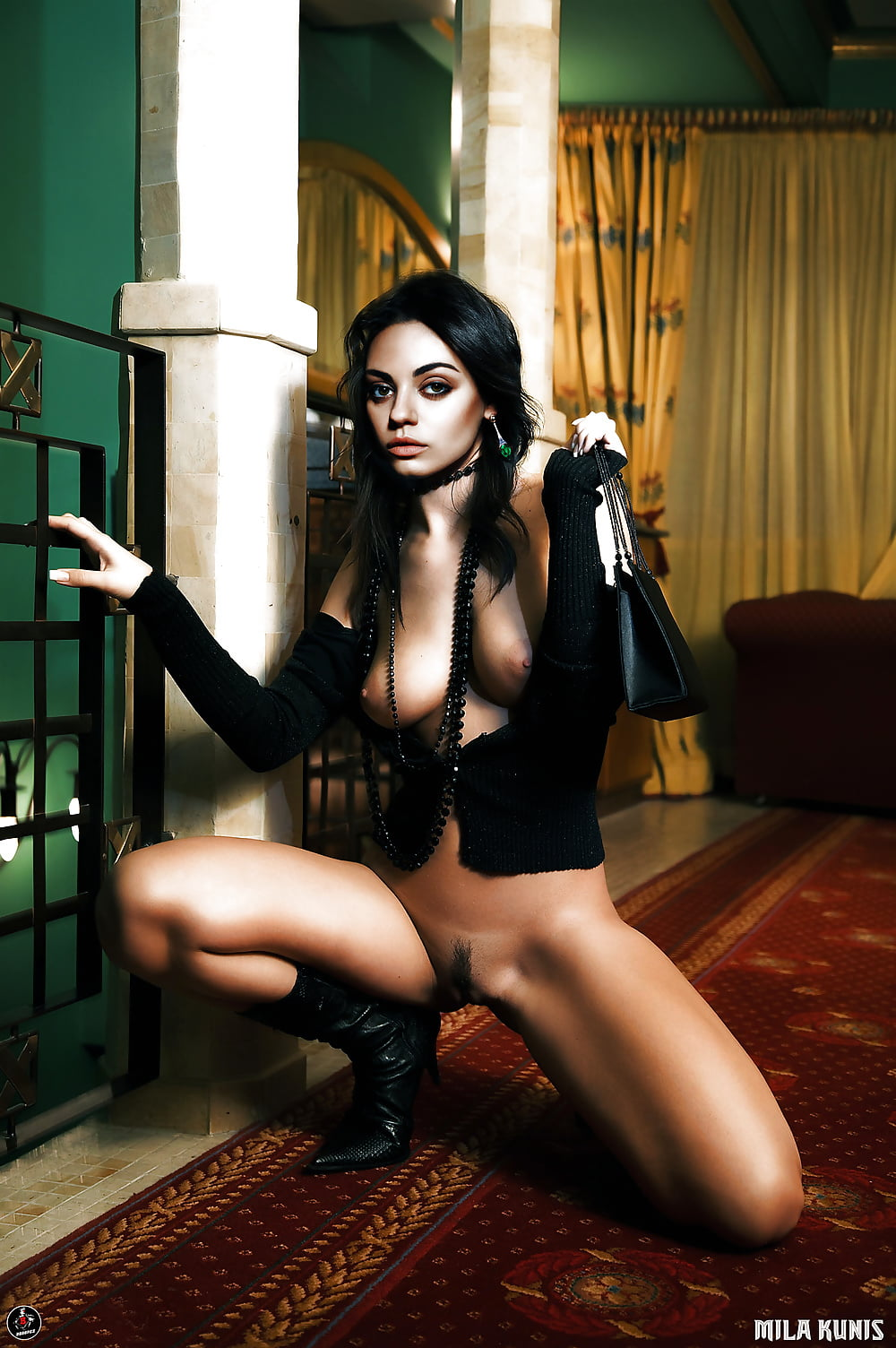 tight-lesbian-hot-naked-mila-kunis-pornpics-couple-sex