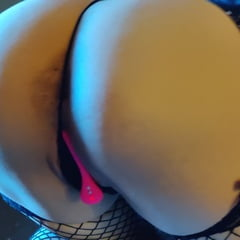 Ass And G String
