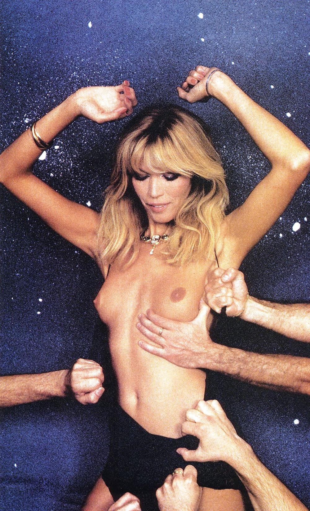 Free Amanda Lear Nude