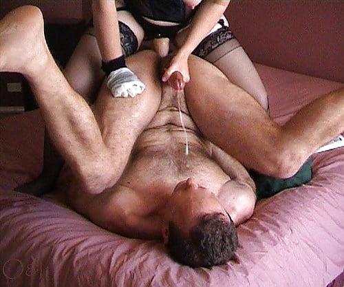 Mistress strapon sex