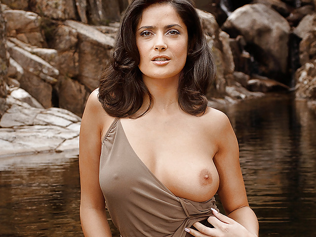 Salma hayek xxx photo — photo 8