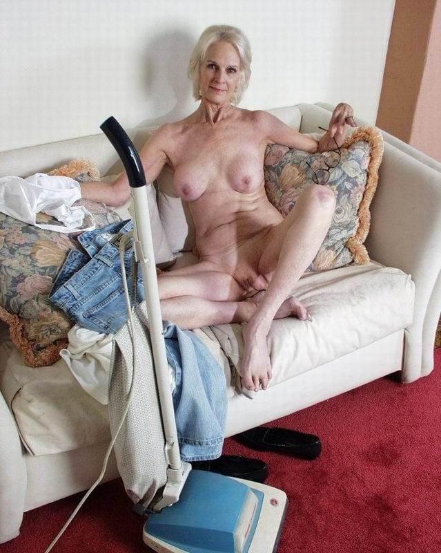 Ehefrau Grossmutter Kostuem Voyeursex