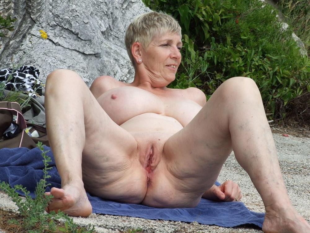 Horny Granny Greta Guugili And Her Huge Succulent Tits - 100 Pics