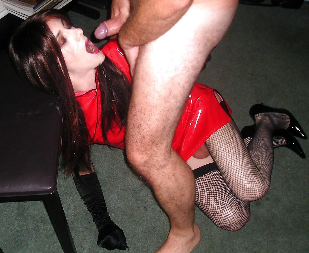 Crossdressing porn pics, cross