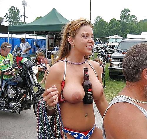 Naked female rednecks