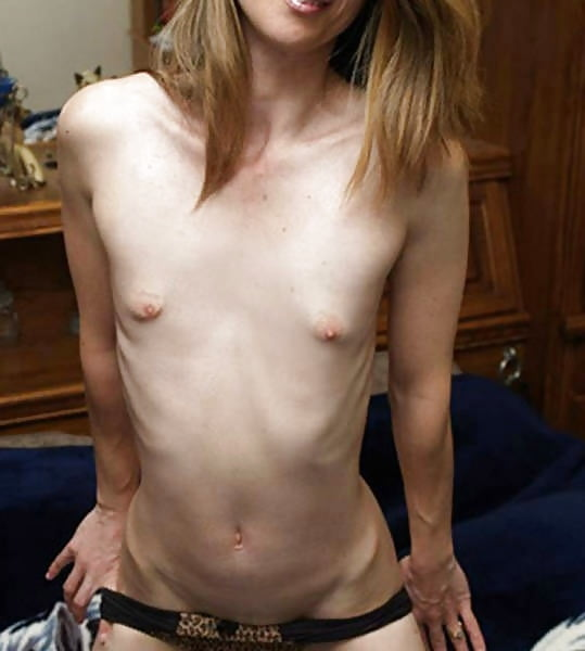Pictures of small saggy tits